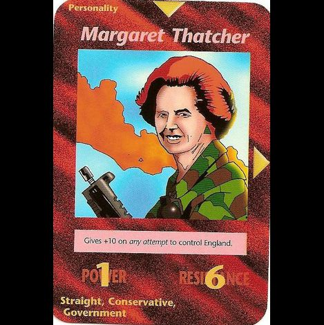 IMPACTANTE ! Cartas illuminati Margaret-Thatcher